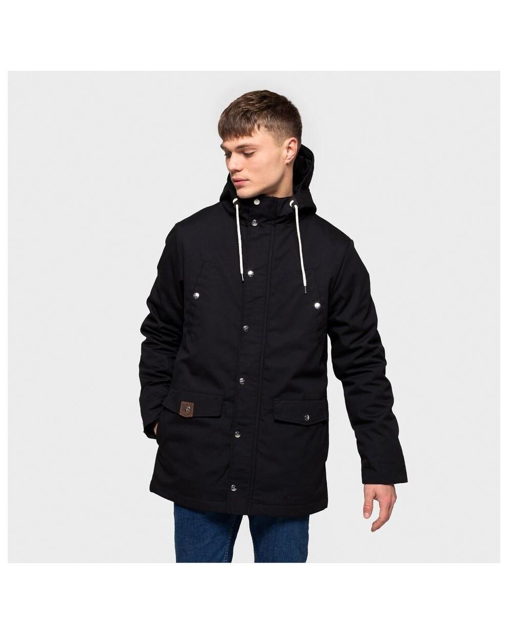 Chaqueta Parka Jacket 7246 - Black